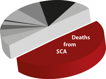 Deaths from SCA